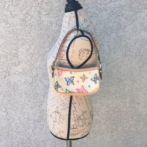 Xoxo Macy's Butterfly 🦋 Shoulder Bag 💼 Purse